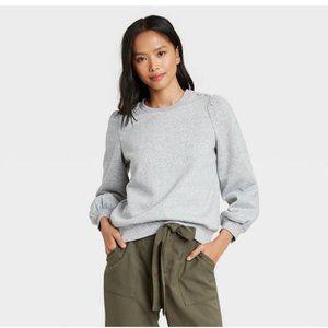Women's Sweatshirt-Who What Wear XL